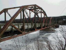 Trestle on the Cross Nf Trailway Port Blandford